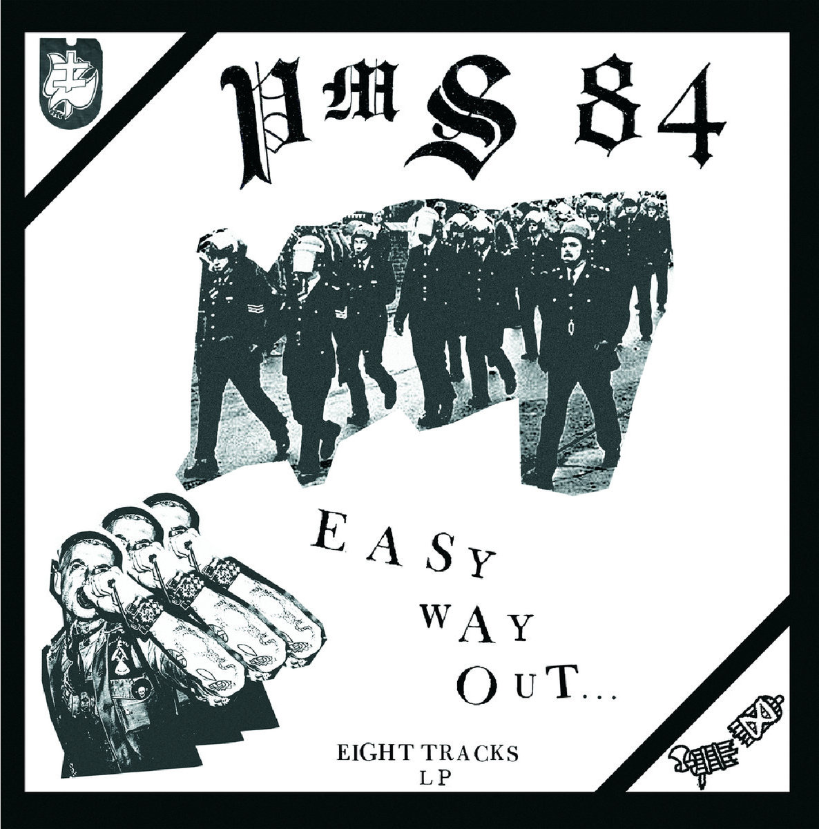 "PMS 84 - ""Easy Way Out"" LP"